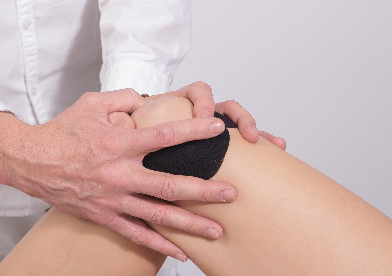 Entorse du genou quel est le rôle de l'osthéopathe